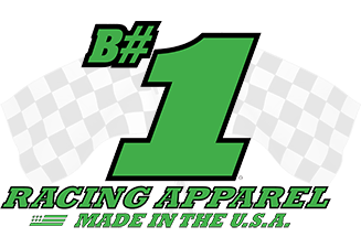 B#1 Racing Apparel