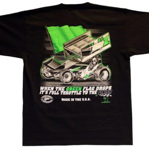 The Meaning of Life T-Shirt (Black, Sprint Car)