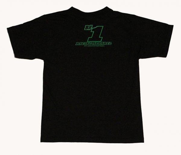 B#1 Children's T-Shirt Back