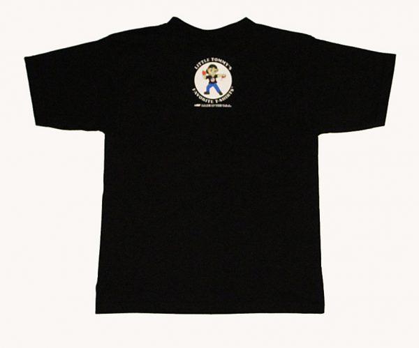 Little Tommy's T-Shirt Back