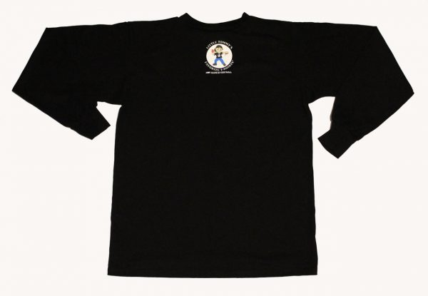 Little Tommy's Long Sleeve T-Shirt Back