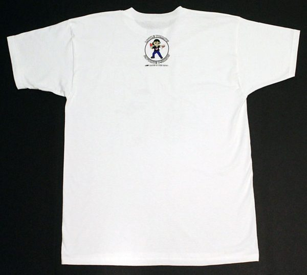 Little Tommy's T-Shirt Back