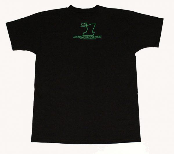 B#1 T-Shirt Back