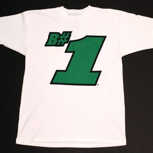 B#1 T-Shirt (White)